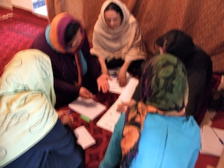 Training Program in Advancing of Afghan Women Leadership and Advocacy Skills